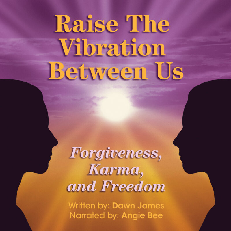 Raise the Vibration Between Us (Audio Book) | Dawn James